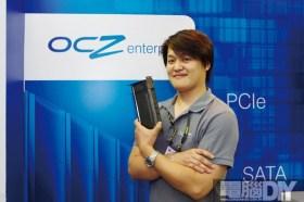更加專注 提升自我競爭力 OCZ 專業品牌形象