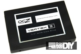 OCZ VERTEX 3 240GB固態硬碟