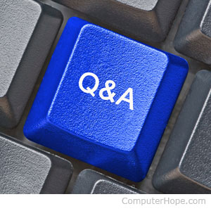 Computer Questions and Answers