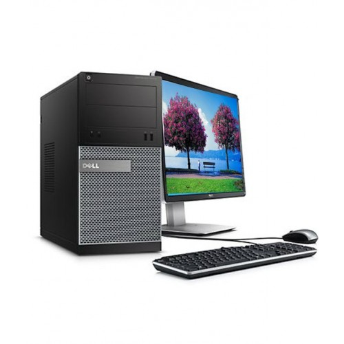 Dell OptiPlex 3020 Desktop (i5-4590, 4GB, 500GB) - Pavan Computers ...