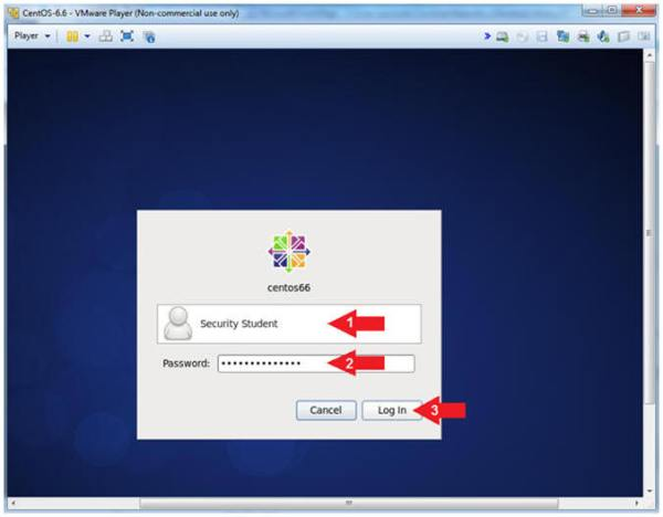 CentOS 6.6: Lesson 5: Using a Live CD to clear root's ...