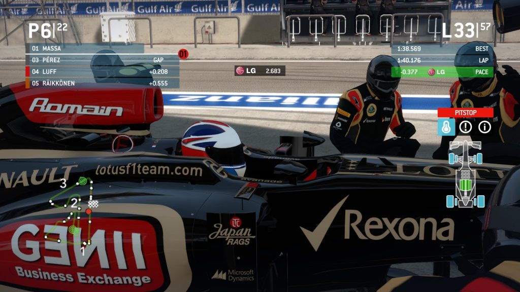 Marussia and Caterham may have KERS now, but if you want to give your opening season a good chance then sign up with Lotus