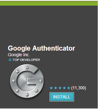 how to set up authenticator