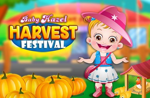 Baby Hazel Harvest Festival kostenlos bei Computerspiele.at!