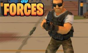 3D Forces - kostenlos bei Computerspiele.at spielen!