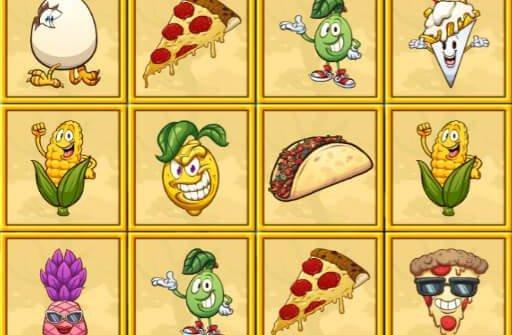 Foody Memory - kostenlos bei Computerspiele.at spielen!