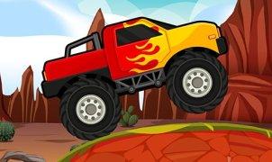 Monster Truck Racing - kostenlos spielen Computerspiele.at!
