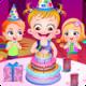 Baby Hazel Birthday Party - kostenlos bei Computerspiele.at!