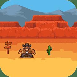 Cowboy's Shooter - kostenlos bei Computerspiele.at spielen!