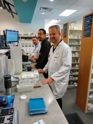 Chino Valley Pharmacy owner Jason Dykstra, Pharm.D., American Associated Pharmacies