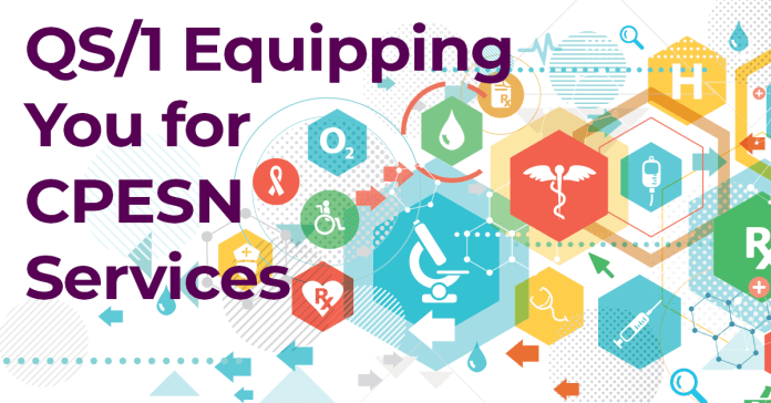 Are you ready for CPESN? Five Key Services QS/1