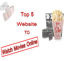 Top 5 Website To Watch Movies Online Non-Stop (In HD)