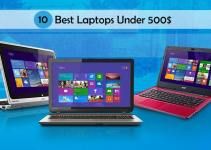 best laptops under 500$