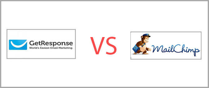 Best Email Marketing Tool: GetResponse Vs MailChimp