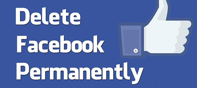 How To Delete Facebook Account Permanently & Temporarily