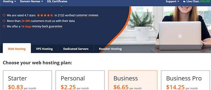 Host1Plus – Great Customer Support, Flexible Plans & Affordability