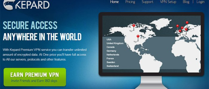 Keypard VPN Review : Best Online VPN Service Provider