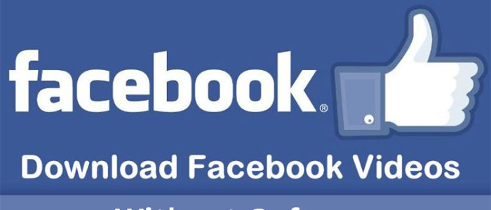 How to Download Facebook Videos Without Using any Software?