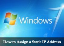How to Assign a Static IP Address