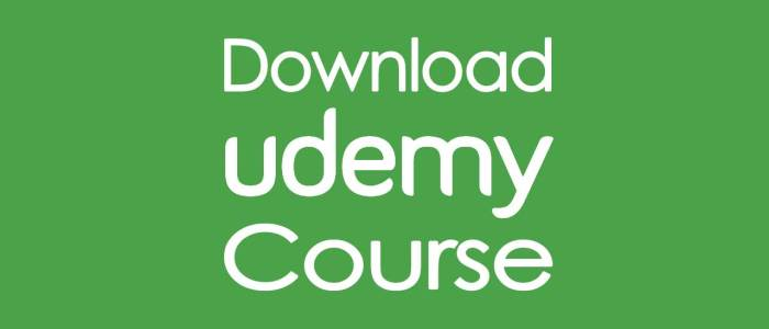 How To Download Udemy Course For Free [In 5 Min]