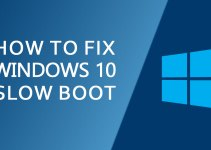 How to fix Windows 10 Slow Boot