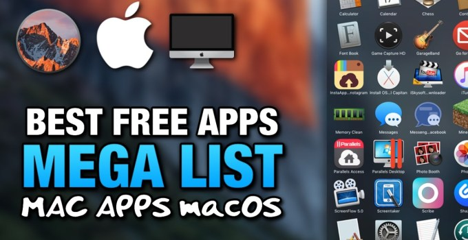 Best App for macos