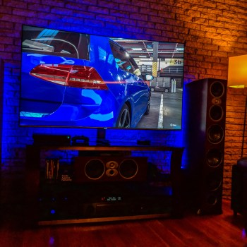 Home Theater Evolution