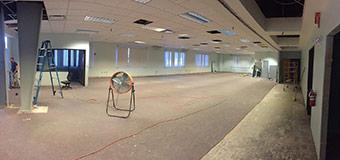 Remodel - Interior in Progress, part 1