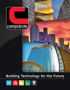 Computrols | Building Automation Systems | HVAC Controls | Brochure cover