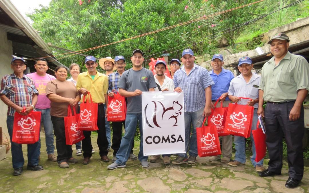COMSA realiza talleres sectoriales de reforzamiento de conocimiento con los socios y socias