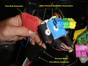 Radio Wiring for 2001 TT wNav  6SpeedOnline  Porsche Forum and Luxury Car Resource
