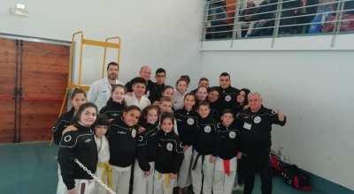 Gara Karate Colfelice