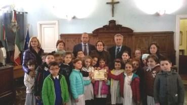 Concorso Madre Acqua: premiati gli alunni della scuola primaria di San Giorgio del Sannio