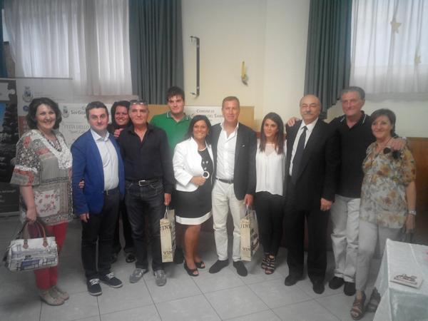 Convegno su sport e legalità con Manfredo Fucile, Pino Porzio e Patrizio Oliva