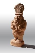 Statuina del dio Bes