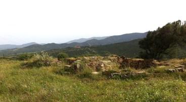 Area sacra di Bruncu Mogumu