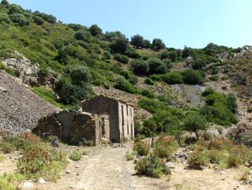 Antiche abitazioni e vista panoramica