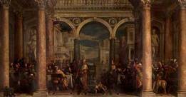 Paolo Veronese Cena