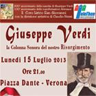 Giuseppe Verdi: la colonna sonora del nostro risorgimento - concerto del Coro Lirico San Giovanni. Collegamento al sito