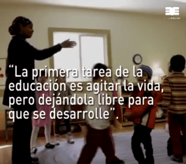 Vídeo Montessori