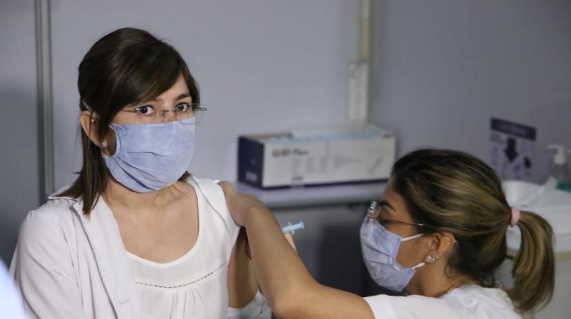 El Ministerio de Salud habilita la vacunación de 55 a 60 años