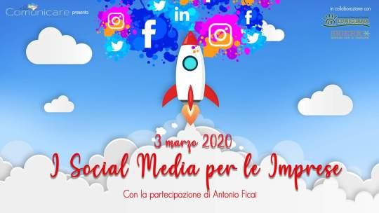 I social media per le imprese..