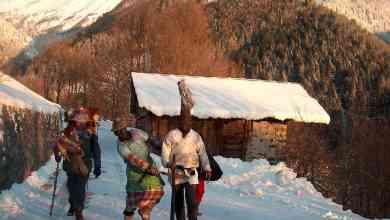 Photo of Carnevale tradizionale mocheno: il betschato – TRENTINO ALTO-ADIGE