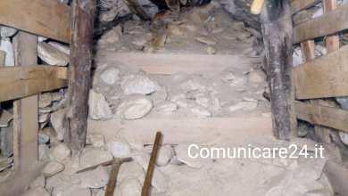 Photo of Dentro la miniera di talco Paola, la più grande d'Europa
