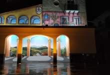 """Photo of Realizzato nel comune più alto della Sicilia il murale """"Sulla strada per Floresta"""""""