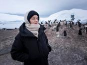 Marion Cotillard visits Trinity Island with Greenpeace to observe penguins and whale identification work. Greenpeace is back in the Antarctic on the last stage of the Pole to Pole Expedition. We have teamed up with a group of scientists to investigate and document the impacts the climate crisis is already having in this area. *This picture was taken in 2020 during the Antarctic leg of the Pole to Pole expedition under the Dutch permit number RWS-2019/40813.