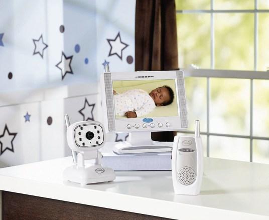 Dispozitiv bebe monitor.