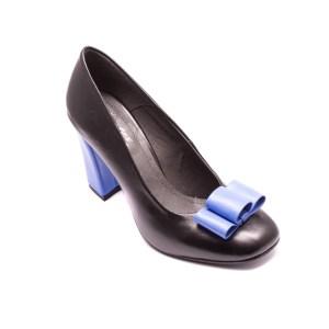 pantofi de dama din piele naturala