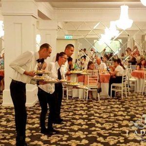 Ballroom pentru botez