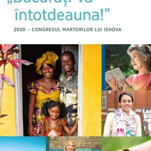 Congresul Regional al Martorilor lui Iehova